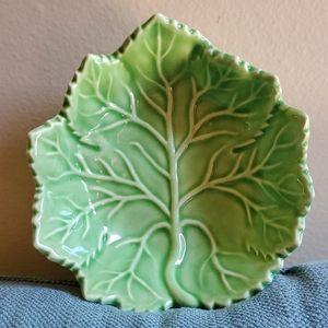 VINTAGE Sur La Table Leaf Dish,Made In Portugal 🇵